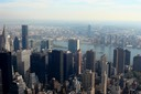 From Observation deck - Empire State Building-10